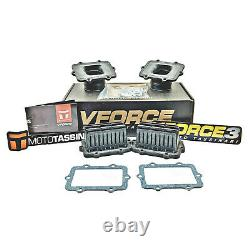 Moto Tassinari Exhaust Reed Valve Replacement Set 00-04 Ski-doo 600 700 800