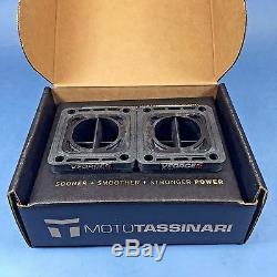 Nouveau Kit De Soupapes Yamaha Vforce 4 Yfz350 1986-2006 Banshee Reed Valve