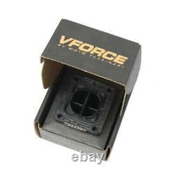 Paire (2 Pcs) Banshee V Force 4 Reeds Cages Vforce Yamaha Yfz 350 Reed Valve Quatre