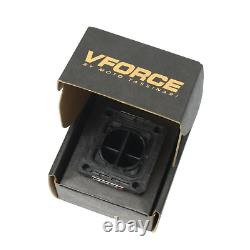 Paire (2 Pcs) Banshee V Force 4 Reeds Cages Vforce Yamaha Yfz 350 Valve Quatre Dhl