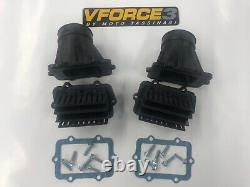 Ski-doo 600ho Etec V-force Reed Valve Kit 59-4528