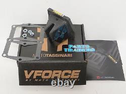 V Force 3 Kit De Vanne À Roseau Suzuki Rm250 Rm 250 1987-1988 87-88