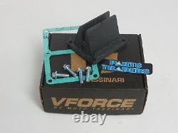 V Force 3 Kit De Vanne À Roseaux Vintage Kawasaki Kx125 79-81 Kx250 78-81 Kx420 80-81