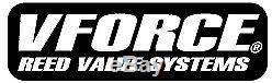 V-force 3 Reed Valve V306a-m 79-0858 1008-0090 59-67731 12-6085 Cage Reed V306a