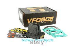 V-force 3 V Reeds Reed Cage/block Kawasaki Kx85 Kx85 100 Kx100 2001-2019