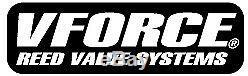 V-force 4 Reed Système Valve Reed Cage Reed Cage Assemblée V417a 79-0862