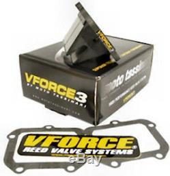 Vforce 3 Cage Reed Avec Des Pétales En Fibre De Carbone Ktm 50 2001-2013 V351a