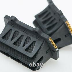 Vforce 3 Reed Assemblage (pair) Pour Polaris 700 900 Rmk Fusion 2005-2006