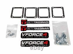 Yamaha Banshee V-force 4 Reed Valve Reed Cage Reed Cage Assemblage V4144-2