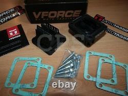 Yamaha Rd 350 Ypvs Membrane C. Moto Tassinari Vforce4 Reed Valve Banshee V4144-2