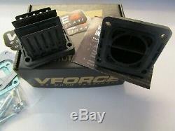 Yamaha Yfz350 Banshee Vforce4r Reed Blocs Valve Moto Tassinari V4144-2 Rd350lc
