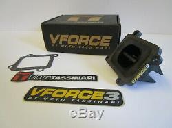 Yamaha Yz 2005-2015 Vforce3 Reed Valve Bloc Moto Tassinari (v304a)