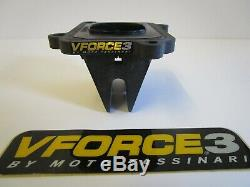 Yamaha Yz250 / Yz250x 1997-2019 Vforce3 Reed Valve Bloc Moto Tassinari (v307a)